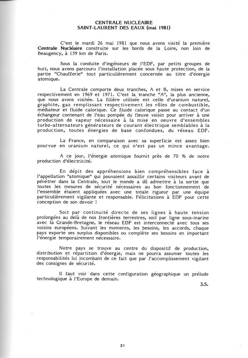 Centrale nucléaire St Laurent des Eaux-mai1981(2)