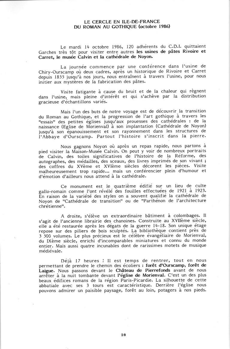 Du Roman au Gothique-octobre1986-1(2)